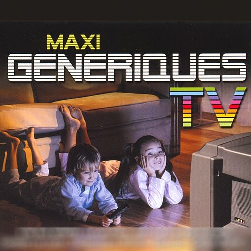 Compilation Génériques Tv by Various Artists