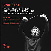 P.I. Cajkowskij: Symphony No .2 in Do minore Op.17: Little Russia   -  M.P. Mussorgsky: Pictures at an Exibition by Orchestra del Maggio Musicale Fiorentino