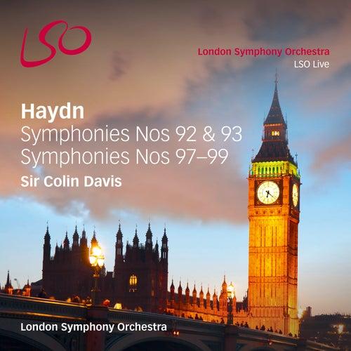 Haydn: Symphonies Nos. 92, 93, &  97 - 99 by Sir Colin Davis