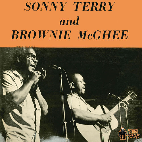 Sing the Blues by Brownie McGhee
