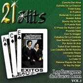 21 Hits, Vol. 1 by Los Invasores De Nuevo Leon