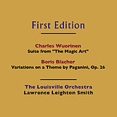 Charles Wuorinen: Suite from