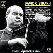 Brahms: Violin Concerto - Beethoven: 2 Violin Romance - Tchaikovsky: Meditation Op. 42, No. 1 by Various Artists