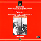 Clifford Curzon Plays Beethoven & Mozart by Clifford Curzon