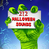 212 Halloween Sounds by Sound Effects Library