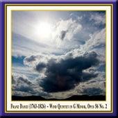 Franz Danzi: Wind Quintet in G Minor, Op. 56 No. 2 for Flute, Oboe, Clarinet, French Horn & Bassoon / Bläserquintett in G-Moll Op.56 Nr.2 by Kammervereinigung Berlin