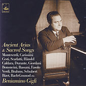 Ancient Arias & Sacred Songs von Beniamino Gigli