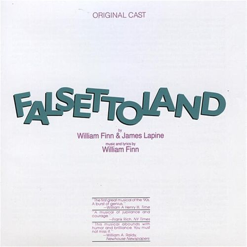 Falsettoland [Original Off-Broadway Cast] by William Finn