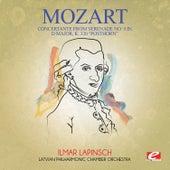Mozart: Concertante from Serenade No. 9 in D Major, K. 320