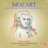 Mozart: Adagio for Violin and Orchestra in E Major, K. 261 (Digitally Remastered) by Oleg Kagan