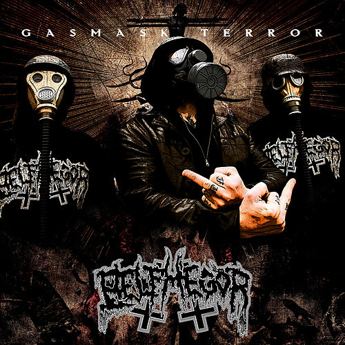 Gasmask Terror by Belphegor