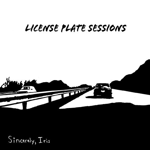 License Plate Sessions by Iris Sincerely
