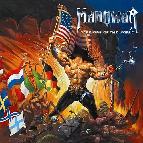 Warriors of the World by Manowar