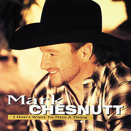 I Don't Want To Miss A Thing by Mark Chesnutt