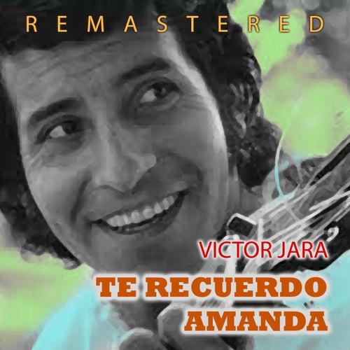 Te recuerdo Amanda by Victor Jara