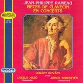 Rameau: Pieces de clavecin en concerts by Lorant Kovacs