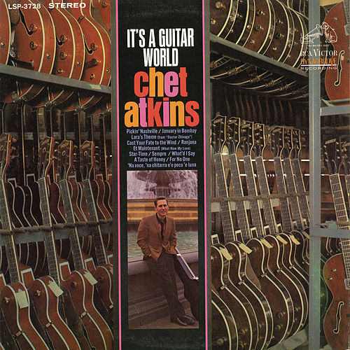 It's a Guitar World by Chet Atkins