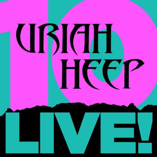 10 Live! by Uriah Heep