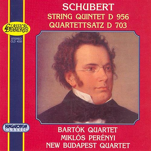 Schubert: String Quintet in  C Major, D. 956 / String Quartet No. 12 in C Minor, 'Quartettsatz' by Various Artists