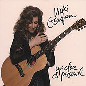 'Up Close & Personal' - DOUBLE CD! by Vicki Genfan