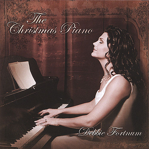 The Christmas Piano by Debbie Fortnum