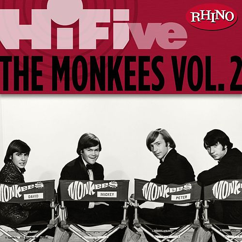 Rhino Hi-Five: The Monkees Vol. 2 by The Monkees