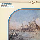 Monteverdi: Madrigals by Purcell Consort Of Voices