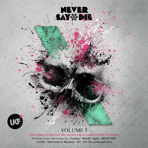 Never Say Die, Vol. 3 by Various Artists