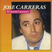 Recital de Canciones by José Carreras