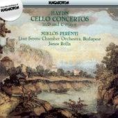 Haydn: Cello Concerto in D Major, Hob.Viib:2 / Cello Concerto in C Major, Hob.Viib:1 by Miklos Perenyi