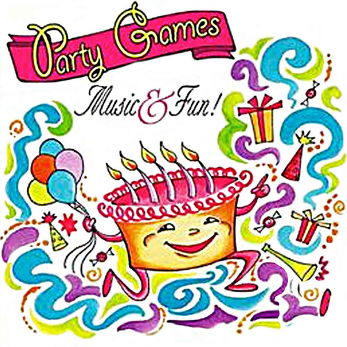 Party Games Music & Fun! by Golden Orchestra