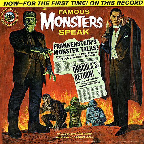 Famous Monsters Speak by Golden Orchestra