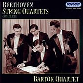 Beethoven: String Quartets (Complete) by Bartok Quartet