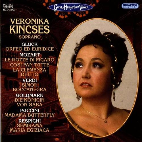 Gluck: Orfeo ed Euridice - Mozart: Le Nozze di Figaro - Così fan tutte - La Clemenza di Tito by Veronika Kincses