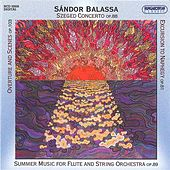 Sandor: Overture and Scenes / Szegedi Concerto / Summer Music / Excursion to Naphegy by Various Artists
