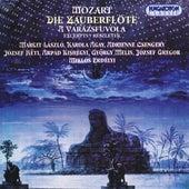 Mozart: Zauberflote (Die) (The Magic Flute) (Excerpts) (Sung in Hungarian) by Jozsef Reti
