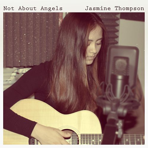 Not About Angels by Jasmine Thompson