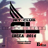 Jet-Club 'Disco Legends' Ibiza 2014 (Compiled & Mixed By TWISM & B3RAO) by Various Artists