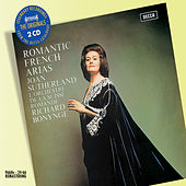 Romantic French Arias by Dame Joan Sutherland