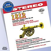 Tchaikovsky: 1812 Overture etc by Various Artists