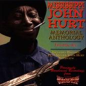 Memorial Anthology Vol. 1 by Mississippi John Hurt