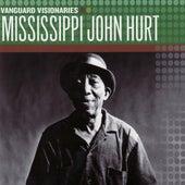 Vanguard Visionaries by Mississippi John Hurt
