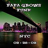 02-28-02 - B.B. King's - NYC by Papa Grows Funk