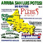 Arriba San Luis Potosi, Vol. 3 by Various Artists