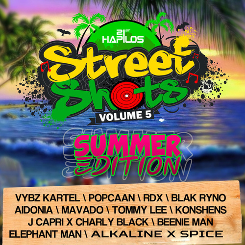 Street Shots, Vol. 5 (Summer Edition) by Various Artists