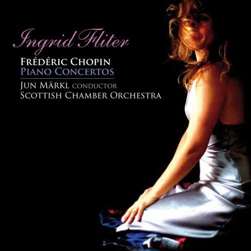 Chopin: Piano Concertos Taster EP by Ingrid Fliter