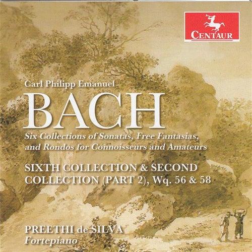 C.P.E. Bach: Solo Keyboard Works by Preethi de Silva