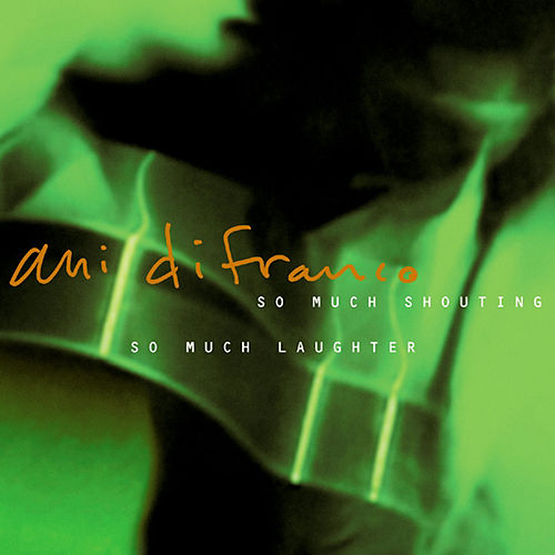 So Much Shouting, So Much Laughter by Ani DiFranco