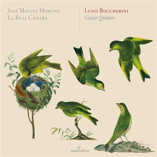 Boccherini: Guitar Quintets by José Miguel Moreno