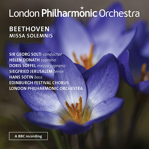 Beethoven: Missa Solemnis by Helen Donath